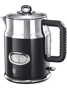 Russell Hobbs Retro [21671-70 Black]