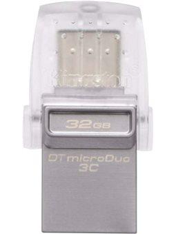 Kingston DataTraveler microDuo 3C [DTDUO3C / 32GB]