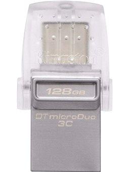 Kingston DataTraveler microDuo 3C [DTDUO3C / 128GB]