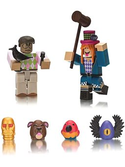 Roblox Ігрова колекційна фігурка Game Packs Egg Hunt: The Great Yolktales W3, набір 2шт