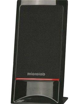 Колонки MICROLAB 2.1 M-700U Black + ДК [M-700U]