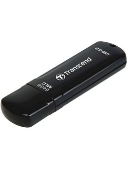 Накопитель Transcend 64GB USB 3.1 JetFlash 750 Black [TS64GJF750K]