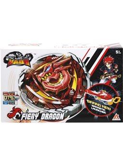 Infinity Nado Дзига Infinity Nado V серия Original Fiery Dragon Огненный Дракон