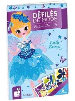 Janod Бумажные куклы - Маленькие феи