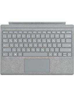 Microsoft Surface Pro Signature Type Cover [Platinum (FFQ-00013)]