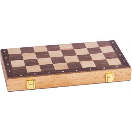 Фото goki Шахматы в деревянном футляре