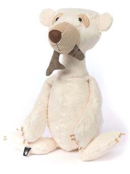 М'яка іграшка sigikid Beasts Білий ведмідь 39003SK [39003SK]