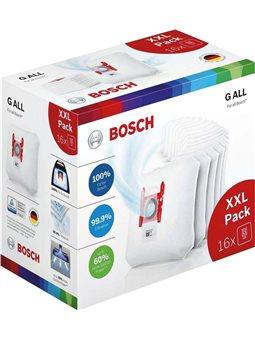 Bosch Сменный мешок-пылесборник BBZ16GALL - тип G, 16 шт.