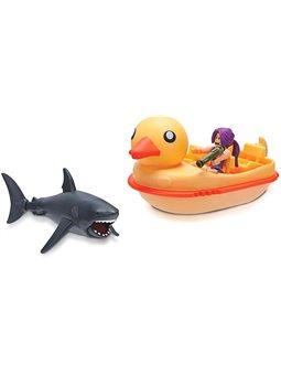 Roblox Ігрова колекційна фігурка Feature Vehicle SharkBite: Duck Boat W2
