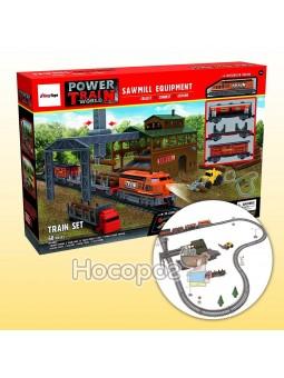 Набор игровой Железная дорога с погрузчиком 2083