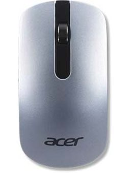 Acer Wireless Optical Mouse Silver