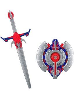 eKids Набор игрушечного оружия Transformers, Optimus Prime, звуковой эффект