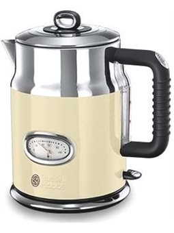 Russell Hobbs Retro [21672-70 Cream]