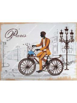 Вышивка бисером - По улицам Парижа 2 [ВБ1057]