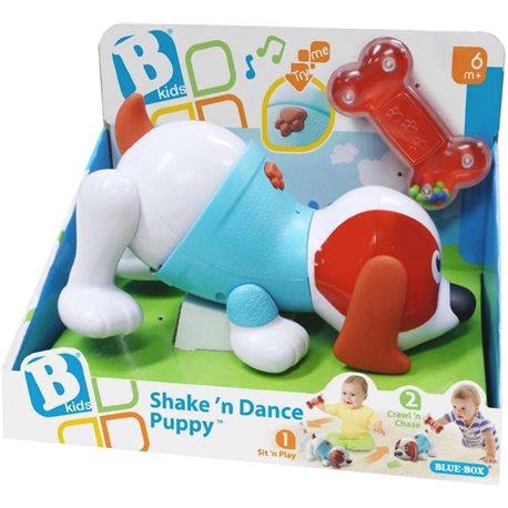 Фото Sensory B kids Интерактивная игрушка «Щенок» [004356S]