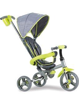Y STROLLY Дитячий велосипед «Compact зелений» [100802]