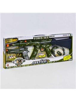 Военный набор 34200 (24/2) свет, звук, в коробке [75149]