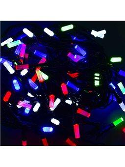 Гирлянда светодиодная С 31314 (100) 100 лампочек, 10 метров, мультиколор [70412]