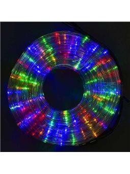 Гирлянда светодиодная С 31319 уличная (60) 10 метров, 230 лампочек, мультиколор [70418]