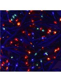 Гирлянда светодиодная С 31323 (100) 100 лампочек, длина 8.5 метра, мультиколор [70422]