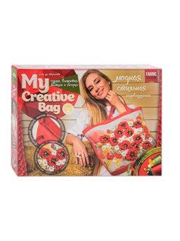 "гр Вышивка-сумка бисером и лентами My Creative Bag (5) ""ДАНКО ТОЙС"" [42840]"