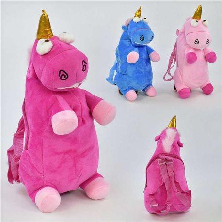 Фото Детский рюкзак C 31206 (120) мягкий, 3 цвета [70330]