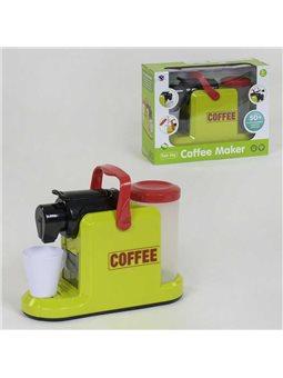 Кофеварка XS - 19095 (24/2) световые и звуковые эффекты, течет водичка, в коробке [82414]