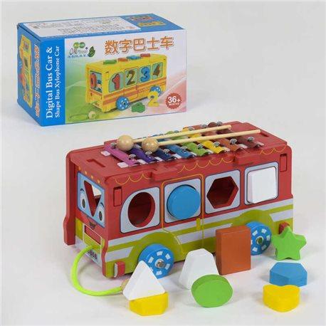 Фото Деревянная игрушка [81535]