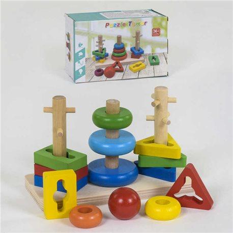 Фото Деревянная игрушка [81554]