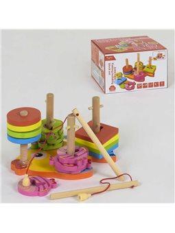 Дерев'яна іграшка [вісімдесят одна тисяча п'ятсот п'ятьдесят вісім]