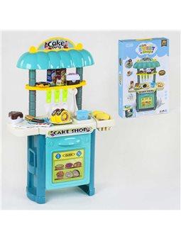 """Игровой набор """"Магазин сладостей"""" 36778-112 (18) продукты на липучках, в коробке [69477]"""
