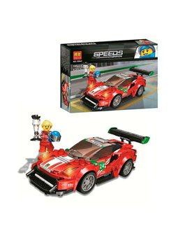 """Конструктор 10943 (72) Bela Speeds Champion """"Гоночный автомобиль"""",185 деталей, в коробке [74374]"""