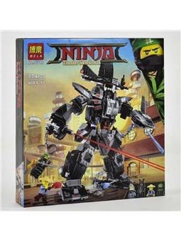 """Конструктор """"NJ"""" 10719 (18) """"Робот Гармадона"""" 775 деталей, в коробке [63254]"""