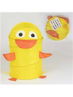 Корзина для игрушек А 01489 (60) 42х70 см, в кульке [78088]