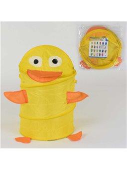 Корзина для игрушек С 36571 (60) 38х62см, в кульке [77788]