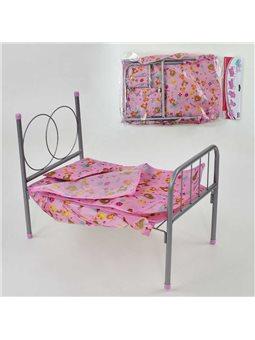 Кроватка для кукол FL 981 (36) в кульке [63899]