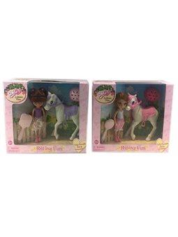 Кукла - Наездница 57003 (60/2) 2 вида, в коробке [82999]