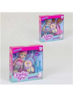 Кукла 2в1 BLD 219 (120/2) 2 вида, в коробке [79447]