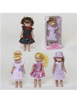 Кукла 66812 А/В/С/D (12/2) в коробке [82953]
