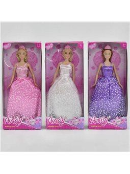 Кукла 99132 (60/2) 3 вида, 1шт в коробке [68221]