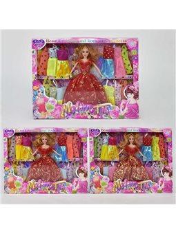 Кукла с нарядом KL 868 С1 (36/2) в коробке [56007]