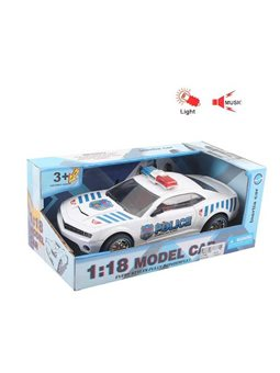 Машина музыкальная GT - 62 В (72/2) в коробке [82957]
