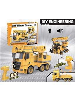 Машина-конструктор BDL 801 A-1 (24/2) в коробке [83134]