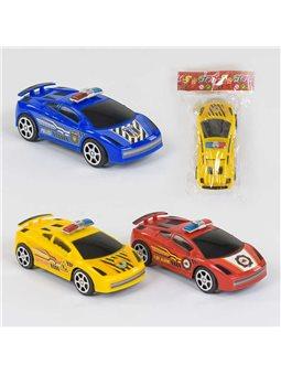 Машинка 399-152 (960/2) инерция, 1шт в кульке, 3 цвета [60272]