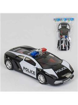 Машинка Полиция 3168 (144/2) инерция, 1шт в кульке [80189]