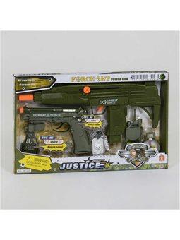 Набор военного 34120 (48/2) трещотка, в коробке [59968]