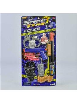 Набор полиции 16828 (72/2) на листе [46388]