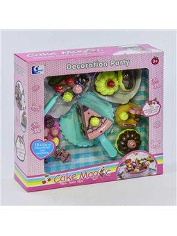 Набор сладостей DG 200-2 (24) на липучках, в коробке [73831]
