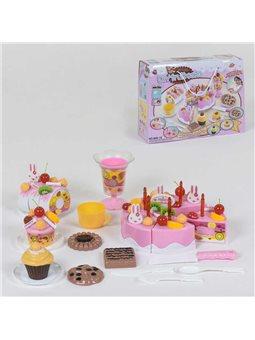 Набор сладостей НА ЛИПУЧКАХ 889-19 (48) в коробке [72187]