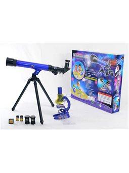 Набор Телескоп + Микроскоп CQ 031 (18) в кор-ке [4504]
